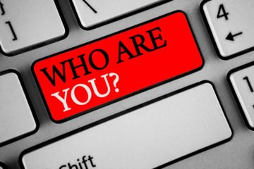 Branding: Who are you?